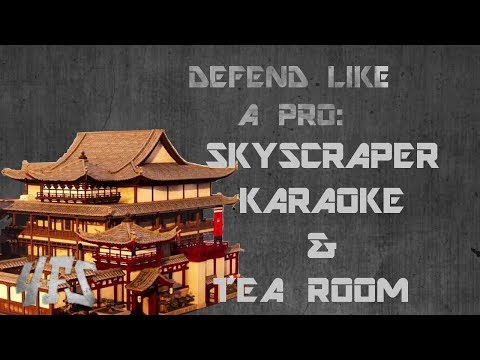 Strats with Shadow: R6 Siege - How to Defend Karaoke and Tea Room on Skyscraper!