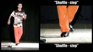 """A. Gilko _ """" Tap Dance Lessons """" _ Odessa _ 2009 !"""