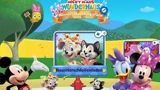 minnie mouse bowtique pet game haustier schleifen spiele disney junior play app