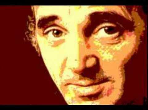 Charles Aznavour - Pour essayer de faire une chanson