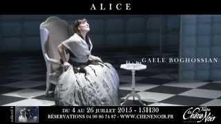 bande annonce Alice avignon