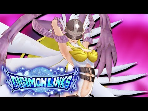 ANOTHER BAD MEGA! Digimon Links Normal Quest & Summon Gameplay | Digimon Links!