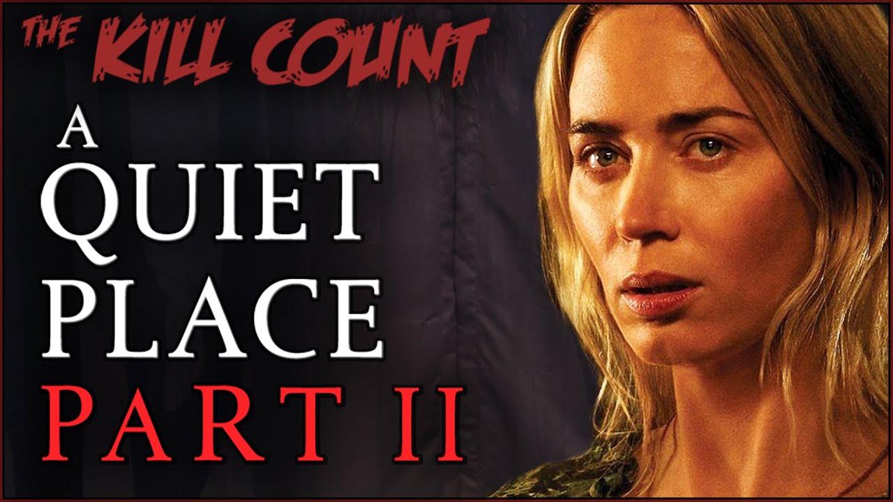 A Quiet Place Part II (2020) KILL COUNT