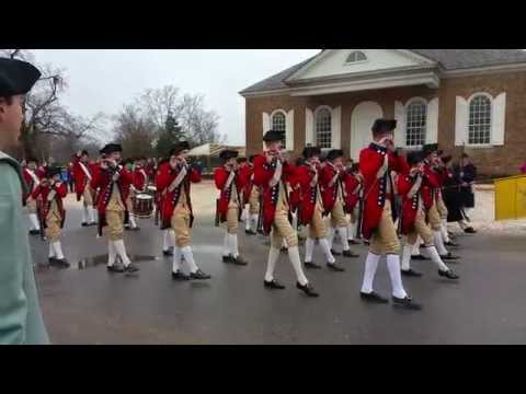 Colonial Williamsburg  Fife and Drum Corp