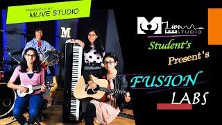 Telugu Fusion Cover 2020 || English Vs Telugu || Pink Panther  vs Missamma || MLive Studio