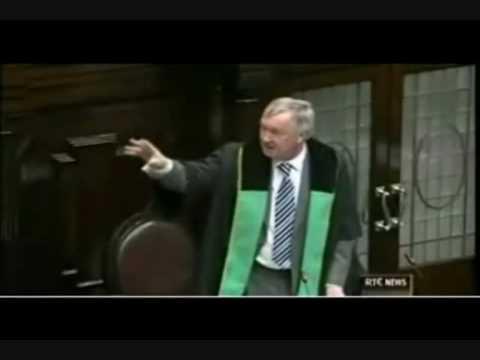 Paul Gogarty v 'The Bull' John O'Donoghue