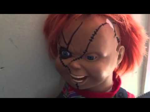 Spencer S Talking Chucky Doll From Movie Bride Of Chucky
