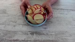 receta de rosas de manzana galletas con rosas de manzana rosas de manzana fácil