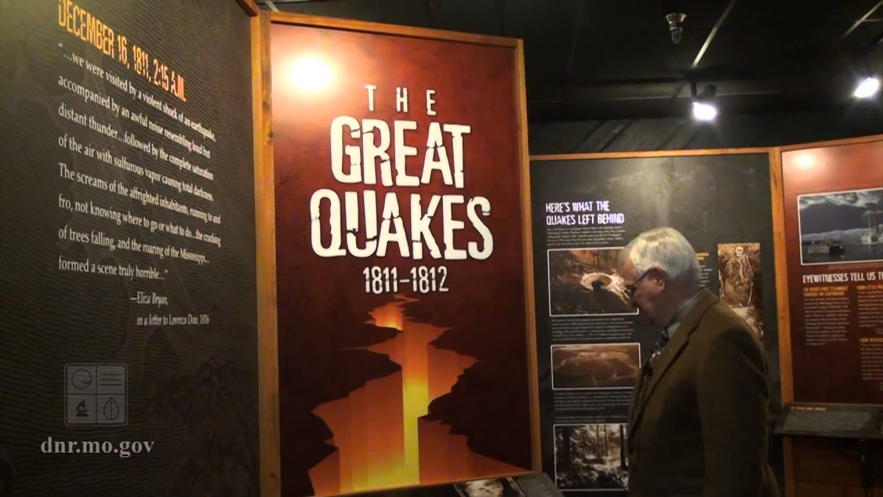 New madrid fault line predictions 2015 - Earthquake Exhibit At The New Madrid Historical Museum