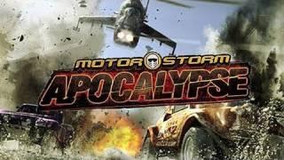 """Motorstorm: Apocalypse - Boardwalk """"Waves of Mutilation"""" Gameplay (1080p)"""