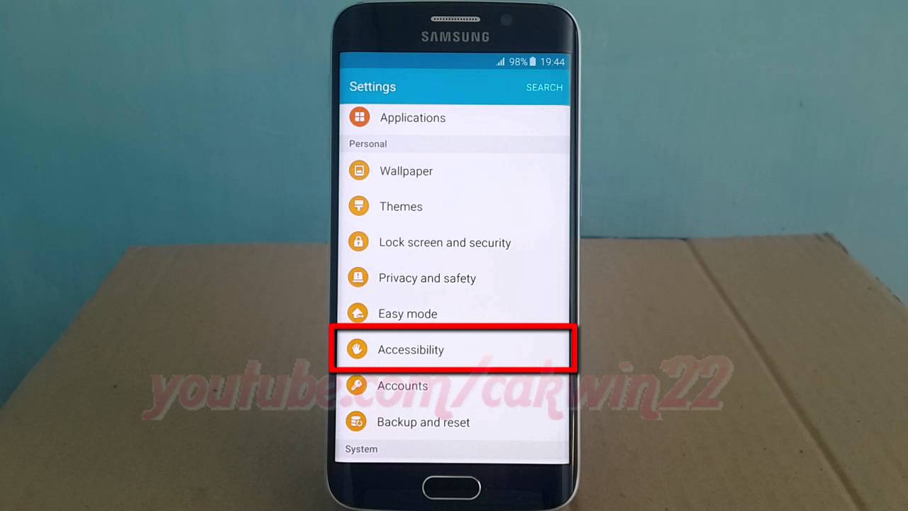 Android Lollipop : How to Enable or disable Use proximity sensor ...