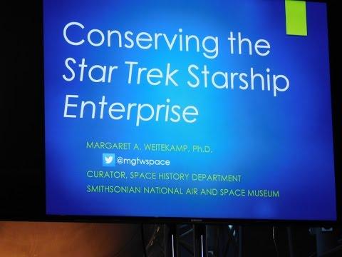 Conserving the Starship Enterprise