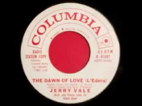 Jerry Vale The dawn of love