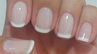 How To Make French Nail