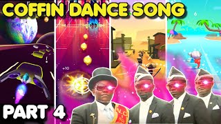 Coffin Dance Song (Astronomia) but it's played on 4 different Android/iOS Games (Part 4)