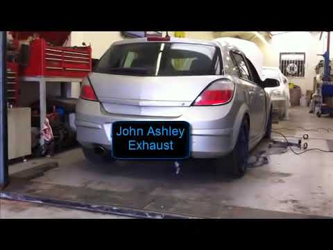 Astra 1.9 CDTI with John Ashley Exhaust