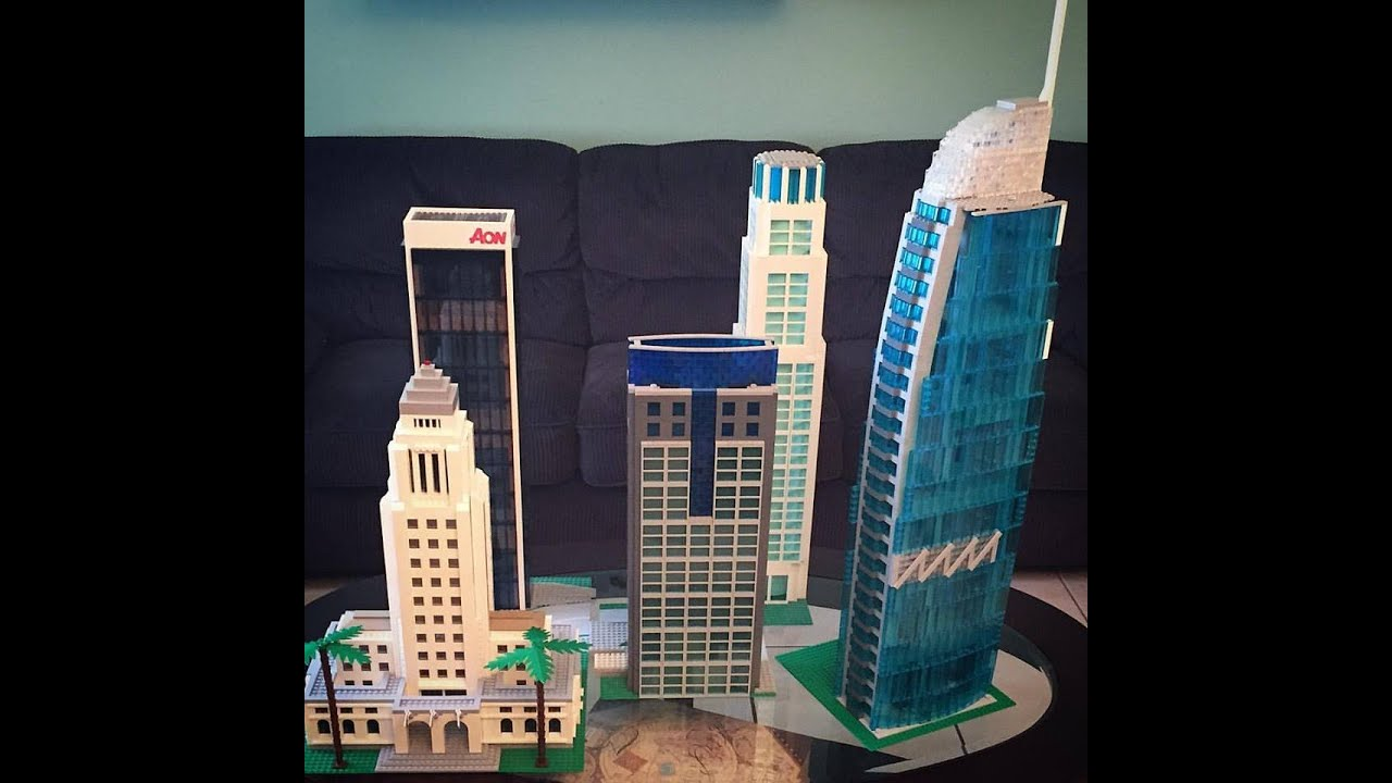 Lego Building Los Angeles