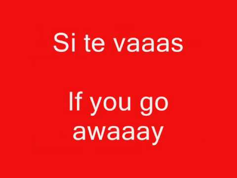 Learning Spanish Love Songs.Level 2.(Translated to English)