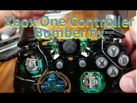 How To Open Up An Xbox One Controller Doovi