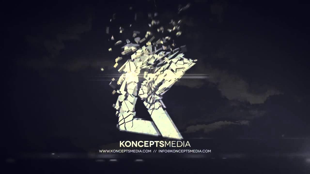 Populaire Koncepts Media Logo - Motion Design - YouTube QM88