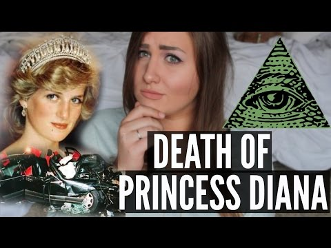PRINCESS DIANA CONSPIRACY THEORIES