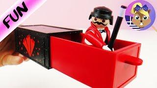 Ανοίγουμε το μαγικό κουτί του ταχυδακτυλουργού για να ανακαλύψουμε το κόλπο που κρύβεται !