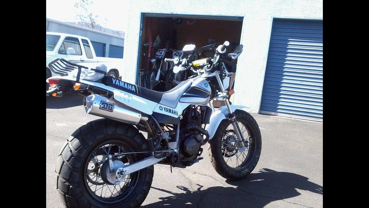 Yamaha Tw200 Modified Heavily Modded 2003 Ya...