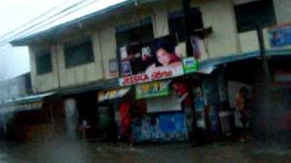 Typhoon Ondoy in Quezon City Part 1