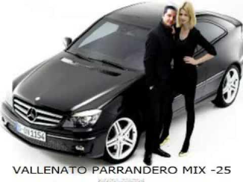 VALLENATO PARRANDERO MIX 25 D J ALEX SENSATION COLOMBIA