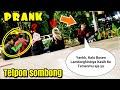 TELPONAN SOMBONG DISAMPING ORANG! EH MALAH DAPET CEWE CANTIK.. | Prank Indonesia