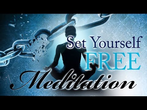Set Yourself Free 10 minute Guided Meditation for Letting Go