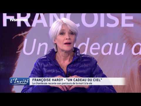 """Françoise HARDY : """"Je suis une survivante"""""""