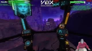 Highlight: Vox Machinae VR | Mech Pilot Reporting For Duty! | Good Times in VR - Ep4