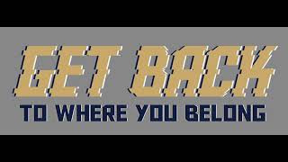2019 Slogan Reveal - Get Back