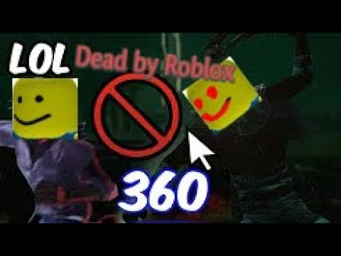 Juke compilation in Dead by roblox : I'm Toxic ?