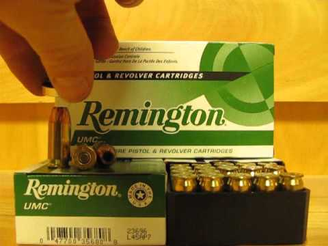 45 Automatic Remington