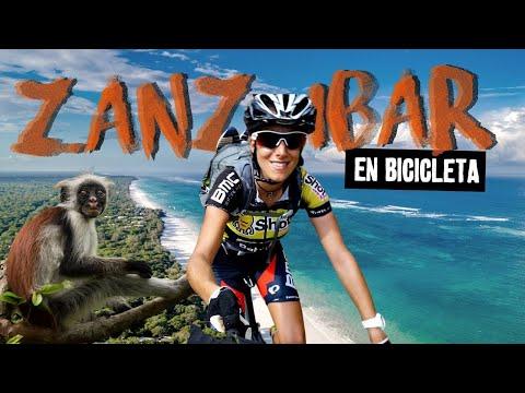 Tere Abumohor en África: ¡¡Aventura Mountainbike en Zanzibar!! segunda parte