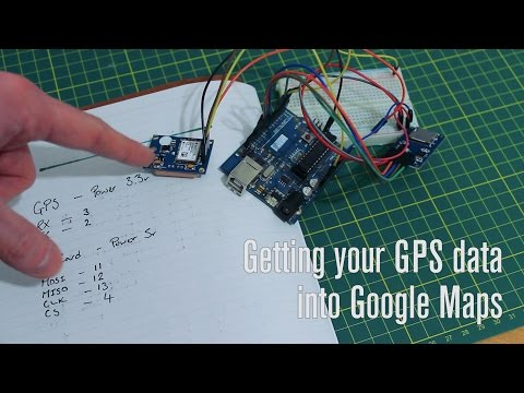 Arduino-Based Vehicle Tracker With GPSGPRS Make