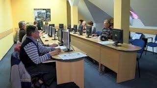 Petrovice u Karviné ► projekt Aktivní senior na hranici - kurz práce s PC ►