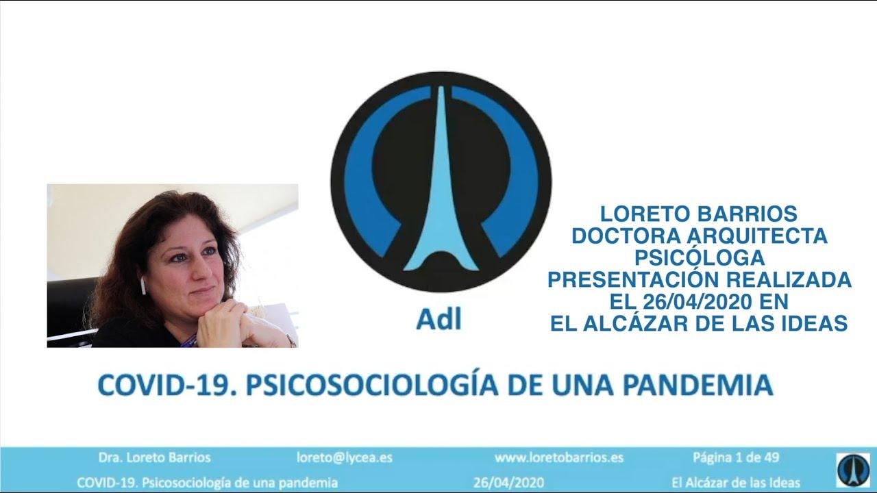 COVID-19. Psicosociología de una pandemia