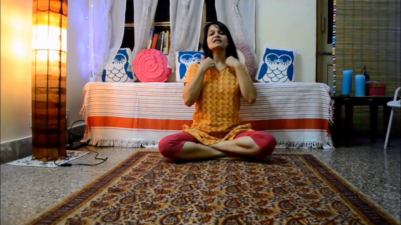 The Three Bandhas  Pragya Bhatt 08:49 HD