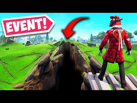 *NEW EVENT* EARTHQUAKE BREAKS MAP! - Fortnite Funny Fails and WTF Moments! #471