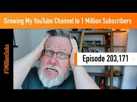 I learned a lot at Video Marketing World - 203,171 Subscribers