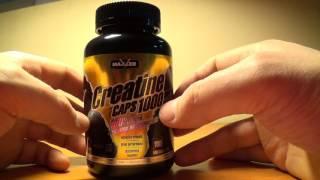 видео Creatine Monohydrate от Maxler
