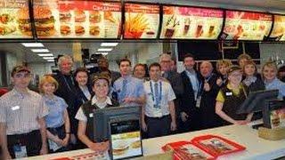 McDonald's запрет на видео съёмку №6