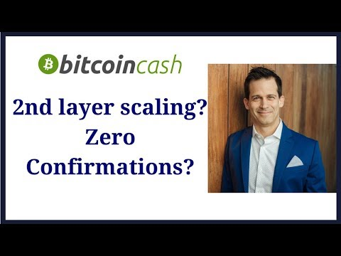 Roger Ver and Bitcoin Cash community: Explain BCH side chain scaling plans and zero confirmations