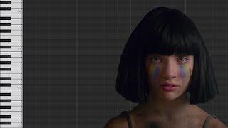 Sia - Move Your Body Alan Walker Remix (Piano Tutorial)