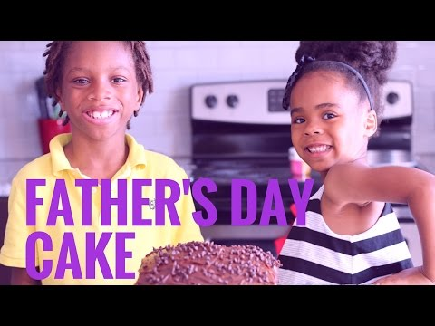 Father's Day Cake! | Happy Father's Day