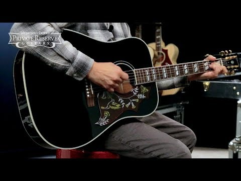 Gibson Limited Edition Hummingbird Acoustic-Electric Guitar