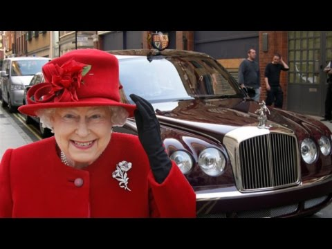 Top 10 Royal Families one-off Cars